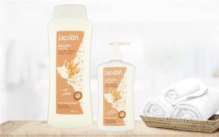 Nourish & Protect  your skin after summer with Rice and Oat Vegetable Milk.