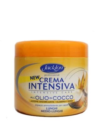 Crema intensiva olio di cocco 500 ml