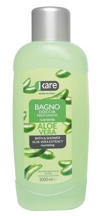 Bagno doccia Aloe vera 1000 ml