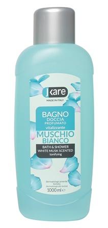 Bagno doccia Muschio bianco 1000 ml