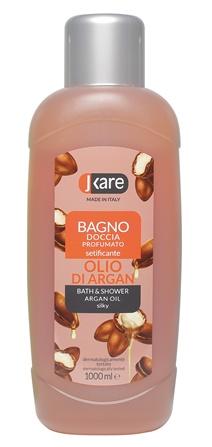 Bagno doccia olio di Argan 1000 ml