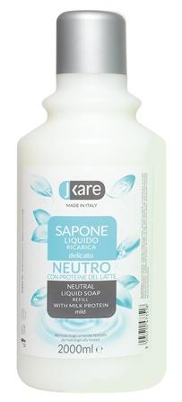 Ricarica sapone liquido Neutro 2000 ml