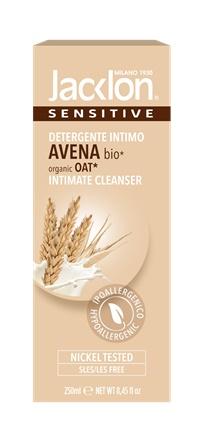 Intimate cleanser organic oat 250 ml