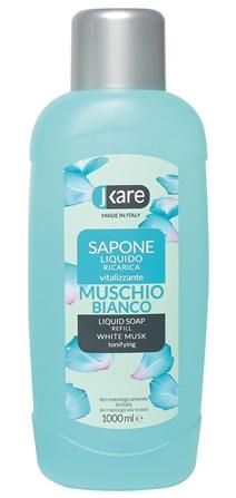 Ricarica sapone liquido Muschio bianco 1000 ml