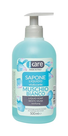 Sapone liquido Muschio bianco 500 ml