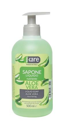 Sapone liquido Aloe vera 500 ml