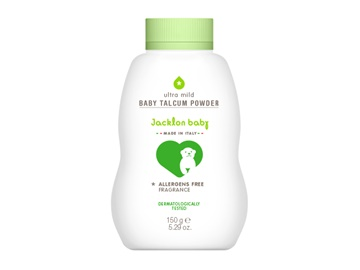 Jacklon Baby Talcum powder 150g