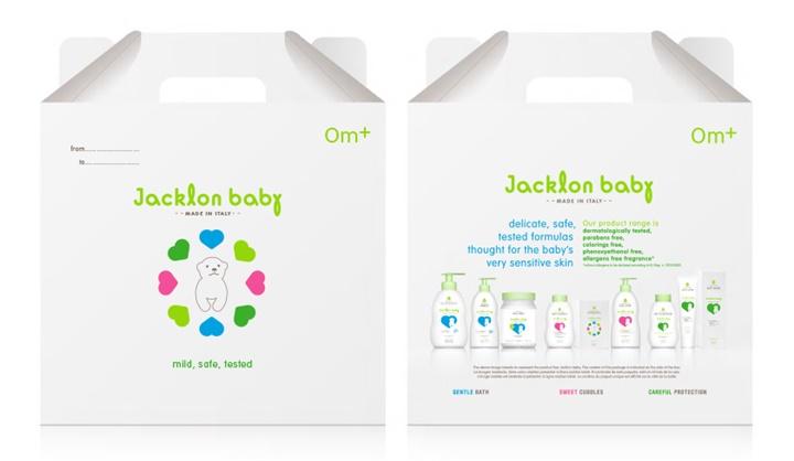 Jacklon Baby Gift set