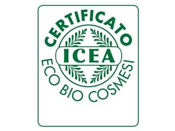 Certificato ICEA Eco Bio Cosmesi