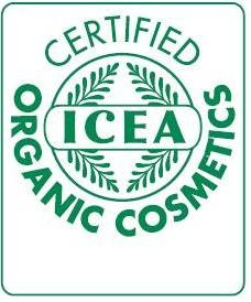 ICEA Certification Organic Cosmetics