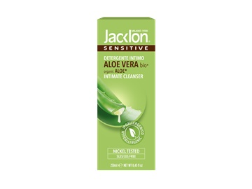 Intimate cleanser organic aloe vera 250 ml