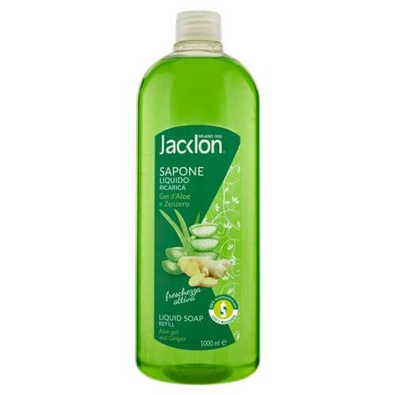 Refill liquid soap Aloe Gel&Ginger 1000ml