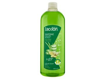 Jabon liquido repuesto Aloe gel y Jengibre 1000ml