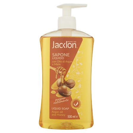 Liquid soap Argan Oil&Honey 500ml
