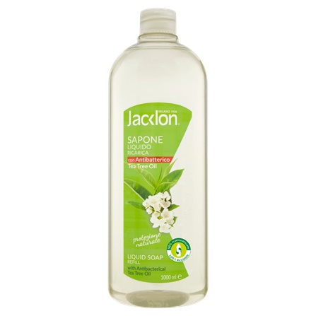 Refill liquid soap Antibacterial Tea Tree Oil 1000ml