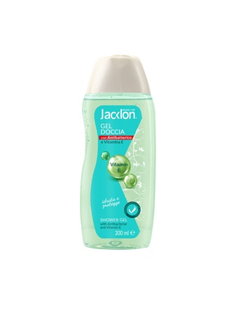 Shower gel with Antibacterial and Vitamin E 300ml